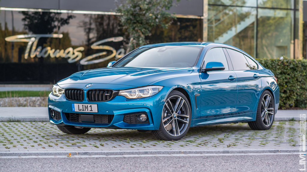 Long Beach Blue Individual 440i Xdrive Gran Coup 233 F36
